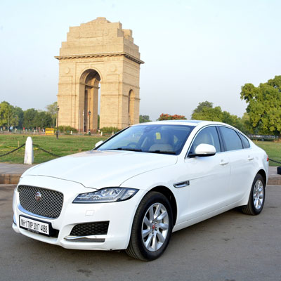 Jaguar Car Rental in Delhi